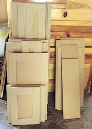 Unfinished Kitchen Cabinet Boxes by Cabinet Doors And Drawer Fronts Orlando Unfinished Cabinet Doors