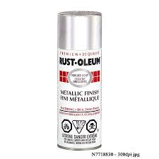 rust oleum bright coat 312g metallic gloss spray paint lowe u0027s canada