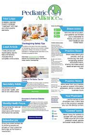 healthy thanksgiving tips patient e newsletters for pediatric practices true blue