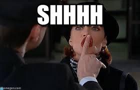 Shh Meme - shh shhhh on memegen