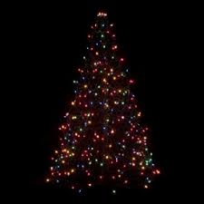 7 5 ft just cut ez light norway spruce shop artificial christmas trees at lowes com
