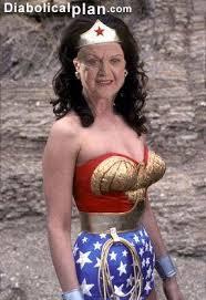 Angela Lansbury Meme - pope alien commentary angela lansbury as wonder woman