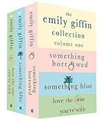 emily giffin something blue the emily giffin collection volume 1 something borrowed
