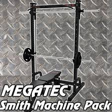 Weights And Bench Package Smith Machine Package Megatec