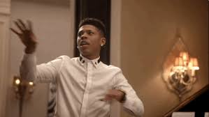 empire tv show hakeem haircut jussie smollett empire gif find share on giphy