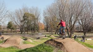 ride through winter at chicago u0027s new big marsh bike park