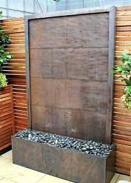 Waterfall Fountains For Backyard by Build A Water Feature In The Garden U2013 Exhort Me
