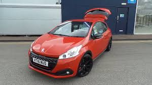 peugeot sport car peugeot 208 1 6 thp 208 gti by peugeot sport for sale swansway