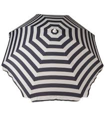 Beech Umbrella Wet Products Cabana Stripe Beach Umbrella At Swimoutlet Com