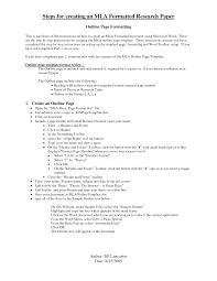 mla outline template google docs distribution clerk cover letter