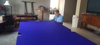 Championship Billiard Felt Colors Move Billiard Re Felting Re Felting Services Temecula Ca