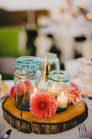Mason Jar Candle Ideas Ball Jar Wedding Decorations Decorations With Mason Jars For A