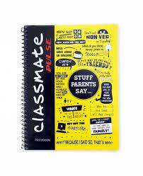 classmates notebook itc classmate pulse on behance