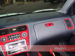 honda accord 1998 2000 dash kits diy dash trim kit