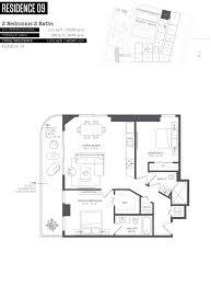 floorplans tower hyde midtown miami
