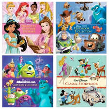 disney s storybook collection books 6 reg 16 99
