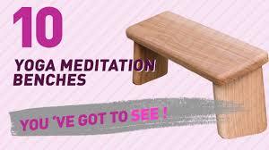 fitness yoga meditation benches amazon uk most popular youtube