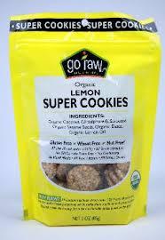 raw licious lemon cookies scd friendly the tasty alternative
