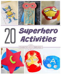 25 super hero activities ideas super hero
