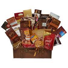 Gift Baskets Brats Chocolate Gift Basket