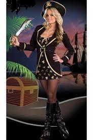 Pirate Halloween Costume Black Ladies Caribbean Pirate Halloween Costume