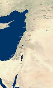 Map Of Ancient Middle East by Ancient Locations Database Of Archaeological Sites