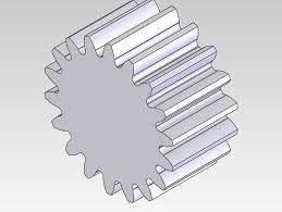 solidworks gear generator by msruggles thingiverse