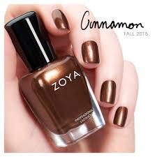 zoya cinnamon from the flair collection polish pinterest