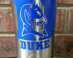 duke blue devils etsy