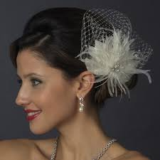 fascinators hair accessories rhinestone bridal feather fascinator bridal hair accessories