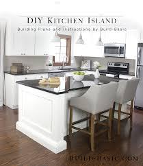 kitchen island ideas pinterest best 25 build kitchen island ideas on pinterest pleasing how to a