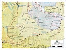 rub al khali map rub al khali الربع clean rivers trust