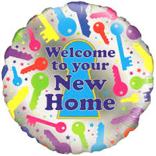 welcome home balloons delivery welcome home helium balloon uk delivery by the welcome home uk