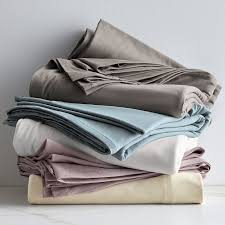 organic cotton jersey sheets the company store