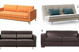 Sofa With Bed Pull Out Sofa Modern Brown Leather Sofa W Pull Out Sofa Bed As Well As