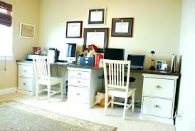 dual desk office ideas dual desk home office ideas large size of office office table dual