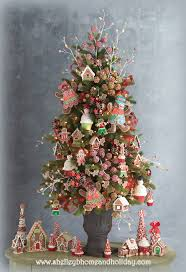 chocolate moose gingerbread gumdrop tree our
