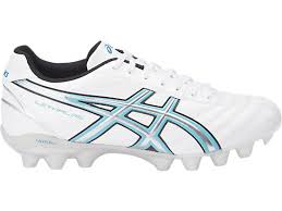 s touch football boots australia lethal rs white black blueprint asics au