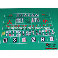 Craps Table Big And Small Craps Table Casino Layout Suede Fabric Buy