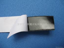 self adhesive leather sticky back self adhesive velcro hx bj001 hongxiang