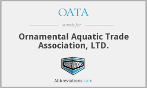 what is the abbreviation for ornamental aquatic trade association ltd