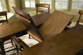 hand crafted kitchen tables kitchen hand crafted custom trestle dining table with leaf
