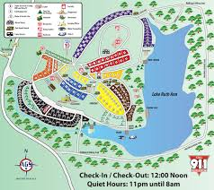 Map Virginia Beach by Small Country Campground Bookyoursite