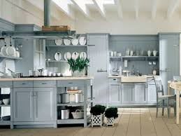 Light Blue Kitchen Ideas 28 Country Blue Kitchen Cabinets Blue Cabinets In A French