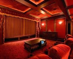Velvet Home Theater Curtains Home Theater Curtains U2013 Teawing Co