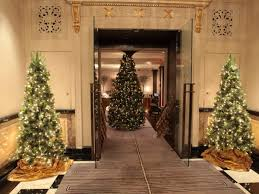 the 10 best dressed holiday hotels in new york the pierre u2013 a