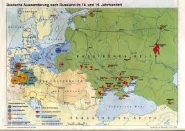 Russia And Central Asia Map by The Tragic Saga Of The Volga Germans Languages Of The World