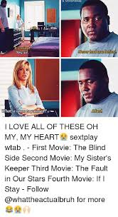 The Blind Side Of Love 25 Best Memes About The Blind Side The Blind Side Memes