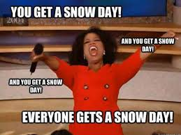 Memes About Snow - snow day all the memes you need to see heavy com