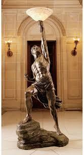 amazon com 19th century replica greek mythology titan prometheus